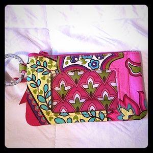 Vera Bradley coin purse.